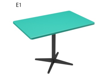 Single Table E1